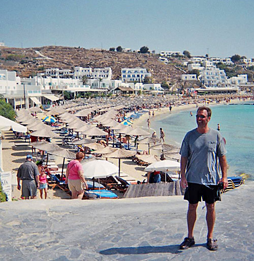 Barry Edwards, Mykonos, Greece 2006
