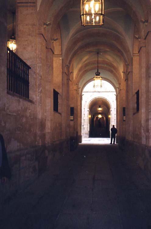 An art museum in Barcelona, Spain