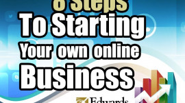 8 Steps to starting your own online business