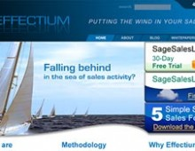 Effectium Website