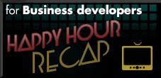 See our Happy Hour Recap videos on online marketing strategies, Edwards Communications