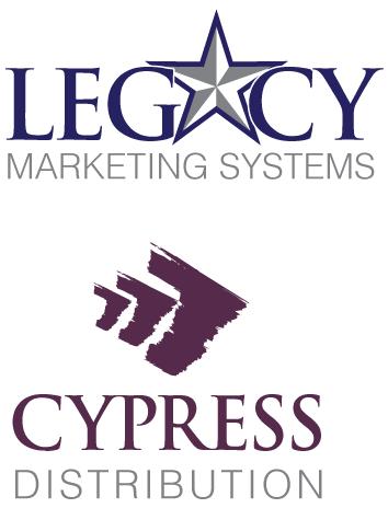 logos: Legacy, Cypress