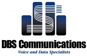 DBS Communications logo designed by Edwards Communcations
