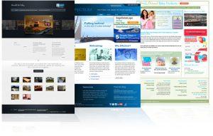 Edwards Communications websites