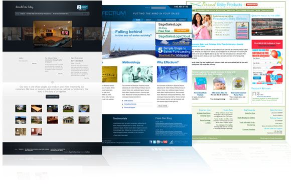 Edwards Communications websites