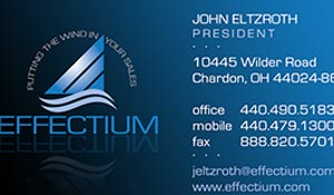 Effectium Logo/Business Card