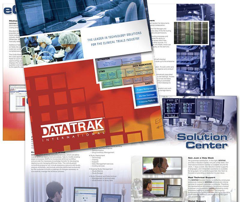 Corporate brochure: Datatrak International