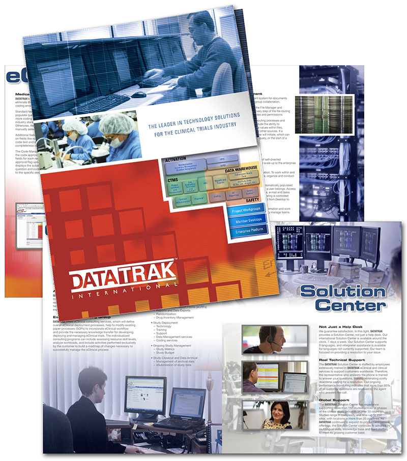 Corporate brochure: Datatrak International