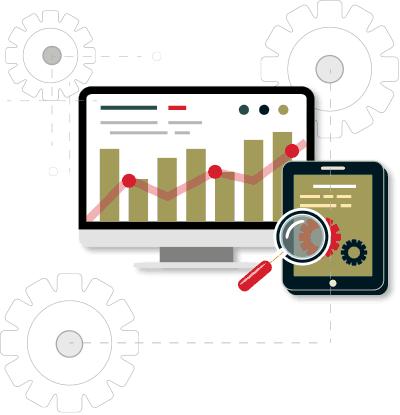 online marketing graphic, Edwards Communications