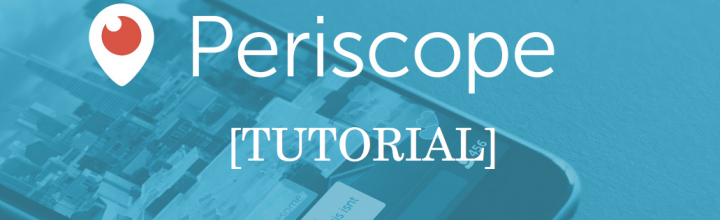 A Slice A Day #101 – Periscope Tutorial: How [and Why] Use Twitter's Periscope (Ana Hoffman) Pt1