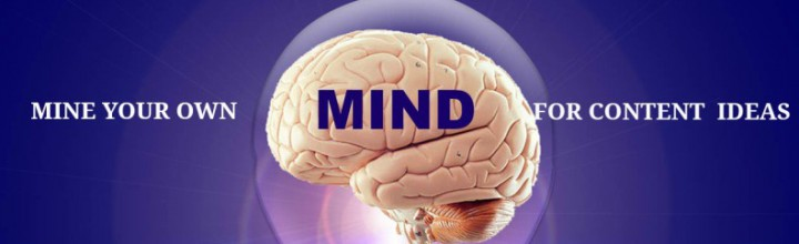 A Slice A Day #139 – 12 Ways to Mine Your Own Mind For Content Ideas (Stoney deGeyter)
