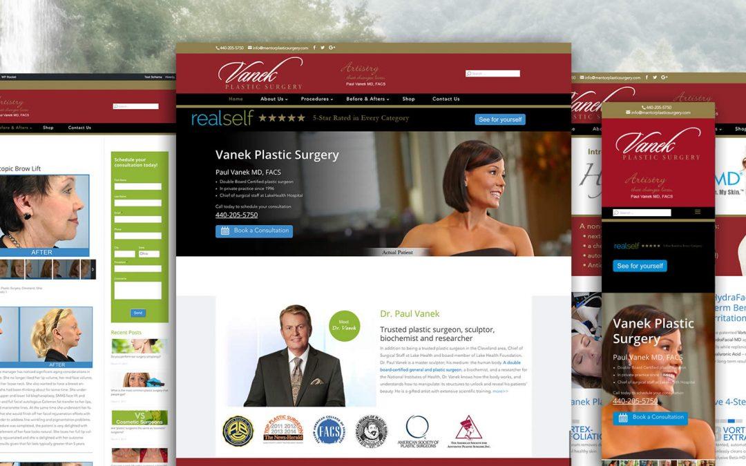 Vanek Plastic Surgery