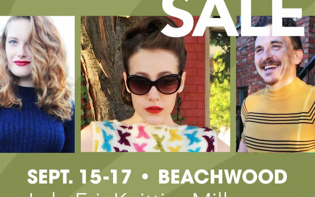 Event advertising: Lake Erie Knitting Mills