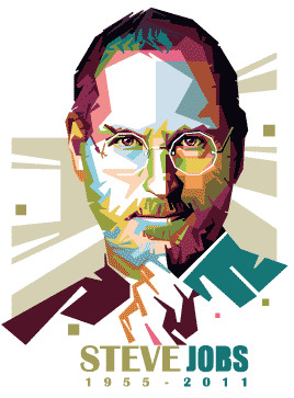 Homege to Steve Jobs, Over Fifty Starting Over